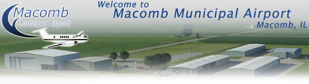 Welcome to Macomb Municipal Airport - Macomb, Illinois